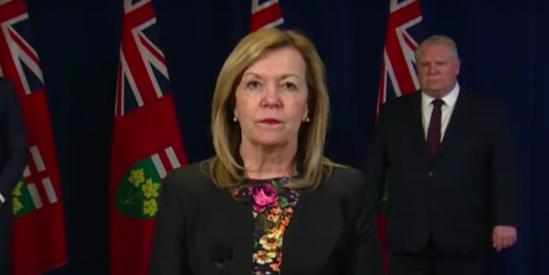 Ontario Health Minister says '35 people may have passed away because their surgeries were not performed'