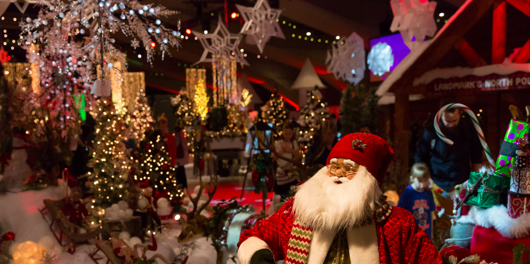 Christmas cancelled in Edmonton as the Festival of Trees is scrapped due to coronavirus