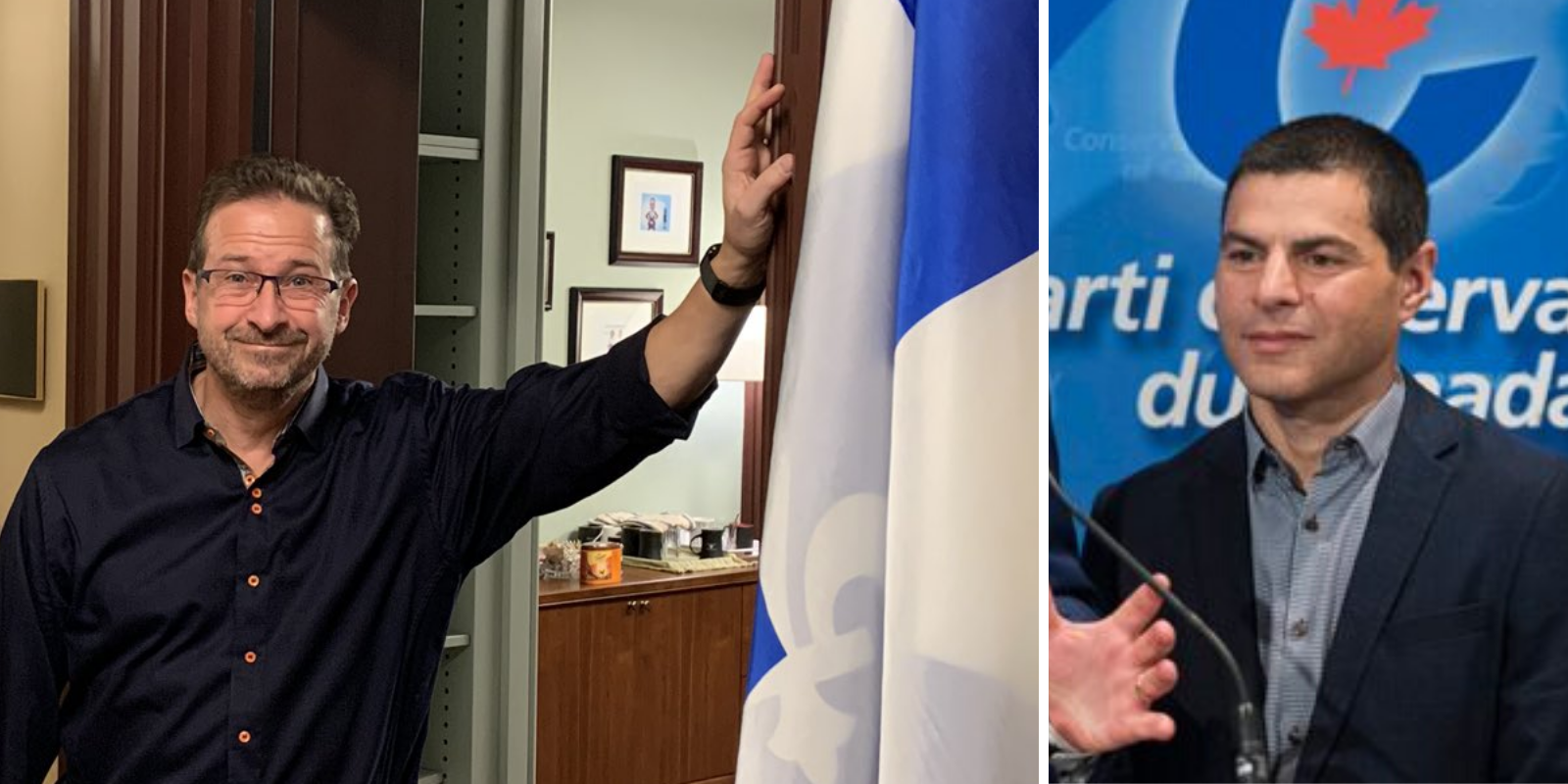 TWITTER BLOCK QUEBECOIS: Blanchet blocks Conservative MPs on Twitter for no reason