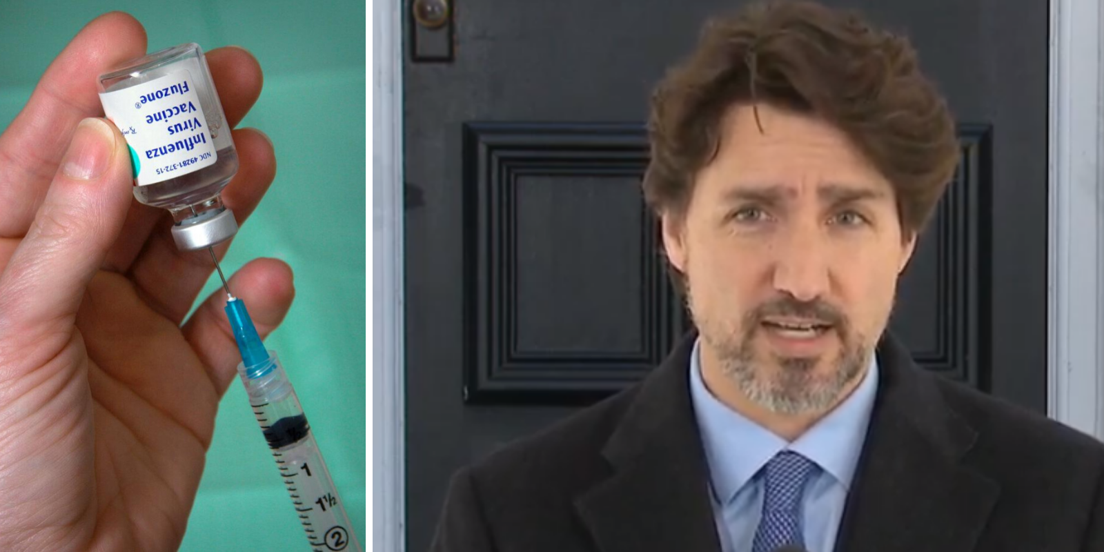 BREAKING: Trudeau says he will have to 'reflect' on mandatory coronavirus vaccine for Canadians