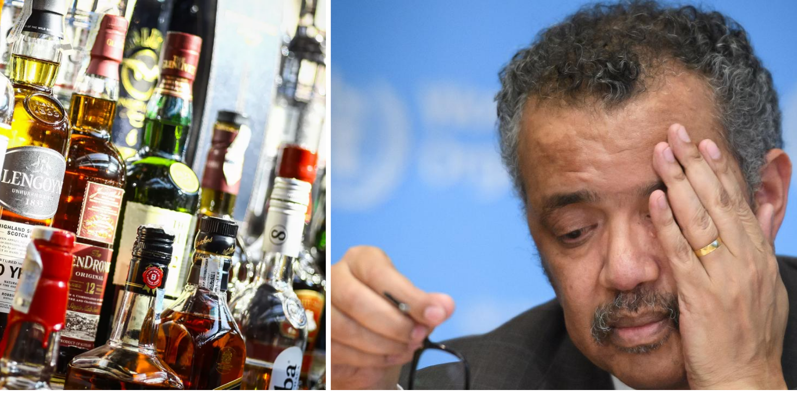 The WHO wants governments to crack down on alcohol use during coronavirus outbreak