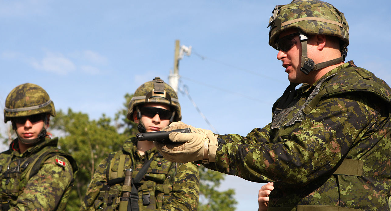 EXCLUSIVE: Canadian Armed Forces requires all personnel to stop using gendered pronouns