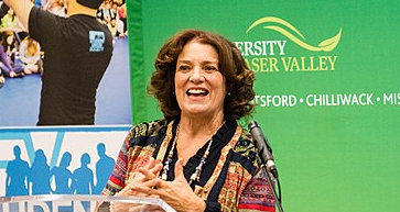 Margaret Trudeau hospitalized for smoke inhalation after apartment fire