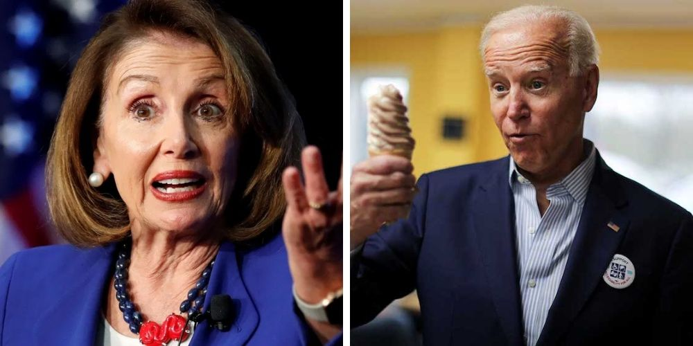 Pelosi says she's 'satisfied' with Biden's silence on sexual assault allegations