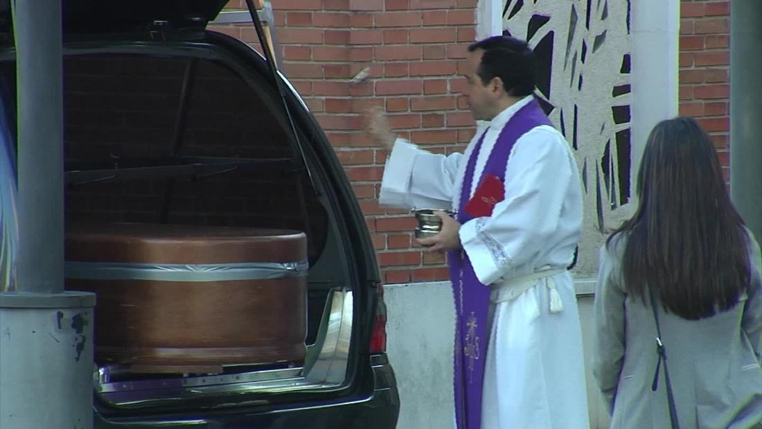 Drive-thru funerals and UBI: Spain provides glimpse of what could be next for America