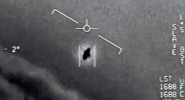 US Department of Defense authorizes release of UFO footage captured by Navy