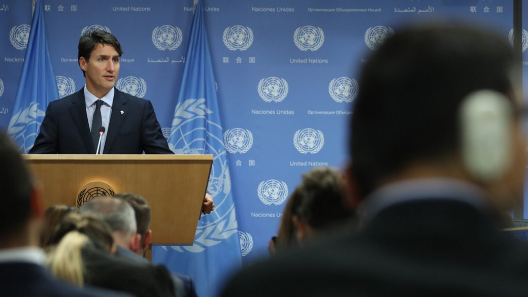 Trudeau has courted 28 leaders over UN Security Council since pandemic started