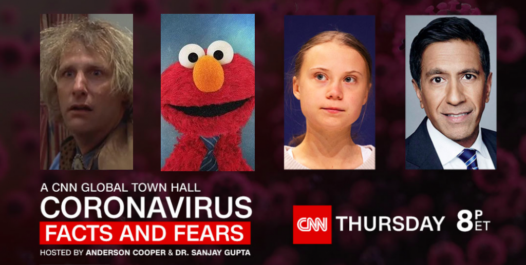 CNN adds Greta Thunberg to its lineup of coronavirus 'experts'