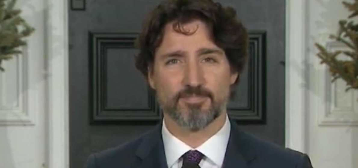 WATCH: Trudeau squirms out of question on Liberals taking taxpayer dollars via pandemic benefits