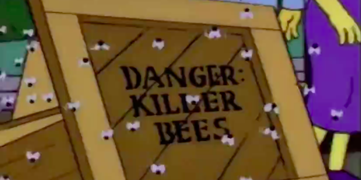 WATCH: The Simpsons somehow predicted coronavirus and murder hornets