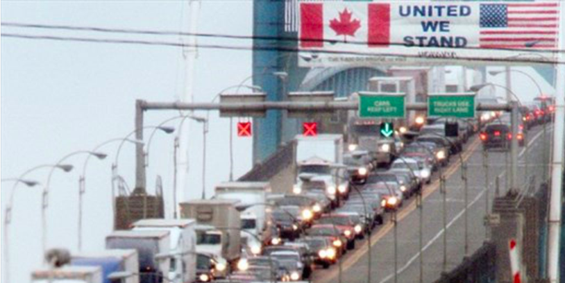 Ontario families and couples separated by US-Canada border closure