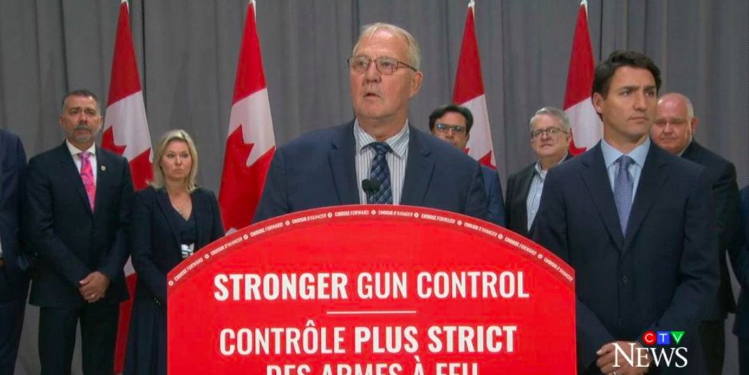 Former law enforcement officer SLAMS Trudeau government for unfair gun ban