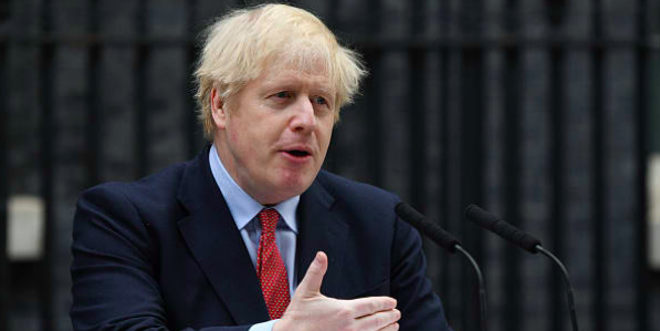 UK PM Boris Johnson orders an end to reliance on Chinese imports