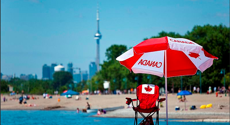 Heat warning issued by Environment Canada for southern Ontario
