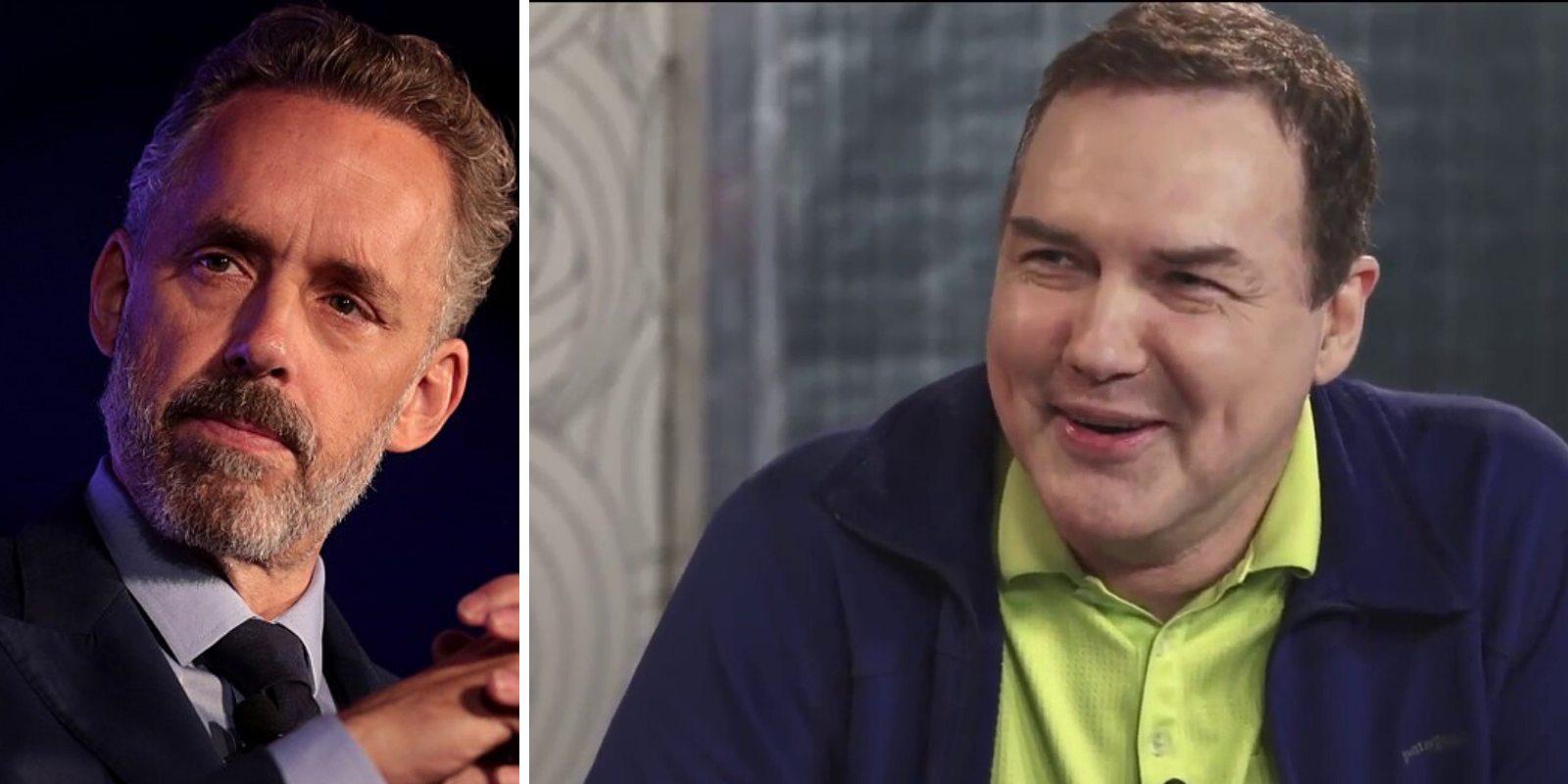 Norm Macdonald asks Dr. Jordan Peterson to appear on his podcast