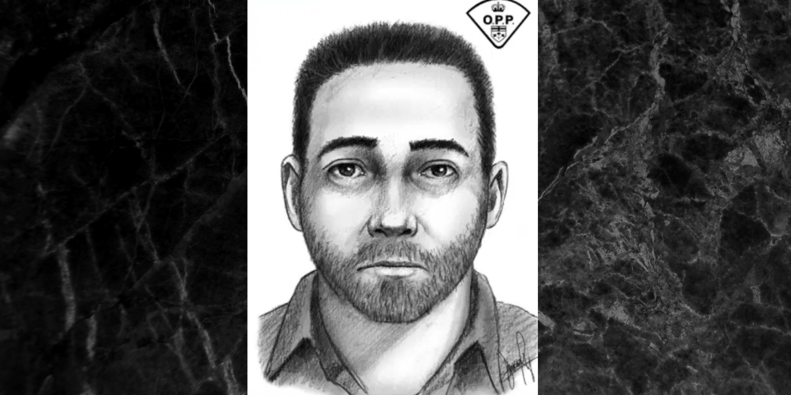 OPP release sketch of suspect impersonating police officer