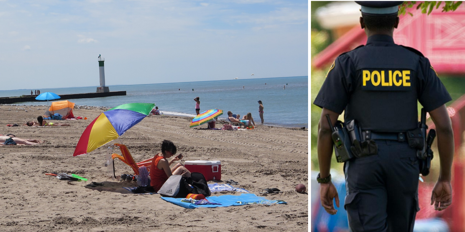 Ontario residents fined BIG TIME for small beach gathering