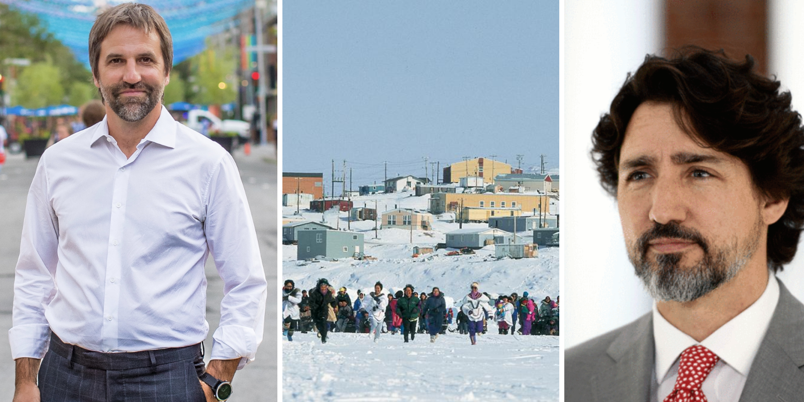 Trudeau government made up historical 'fact' that black people had been in Nunavut for 400 years