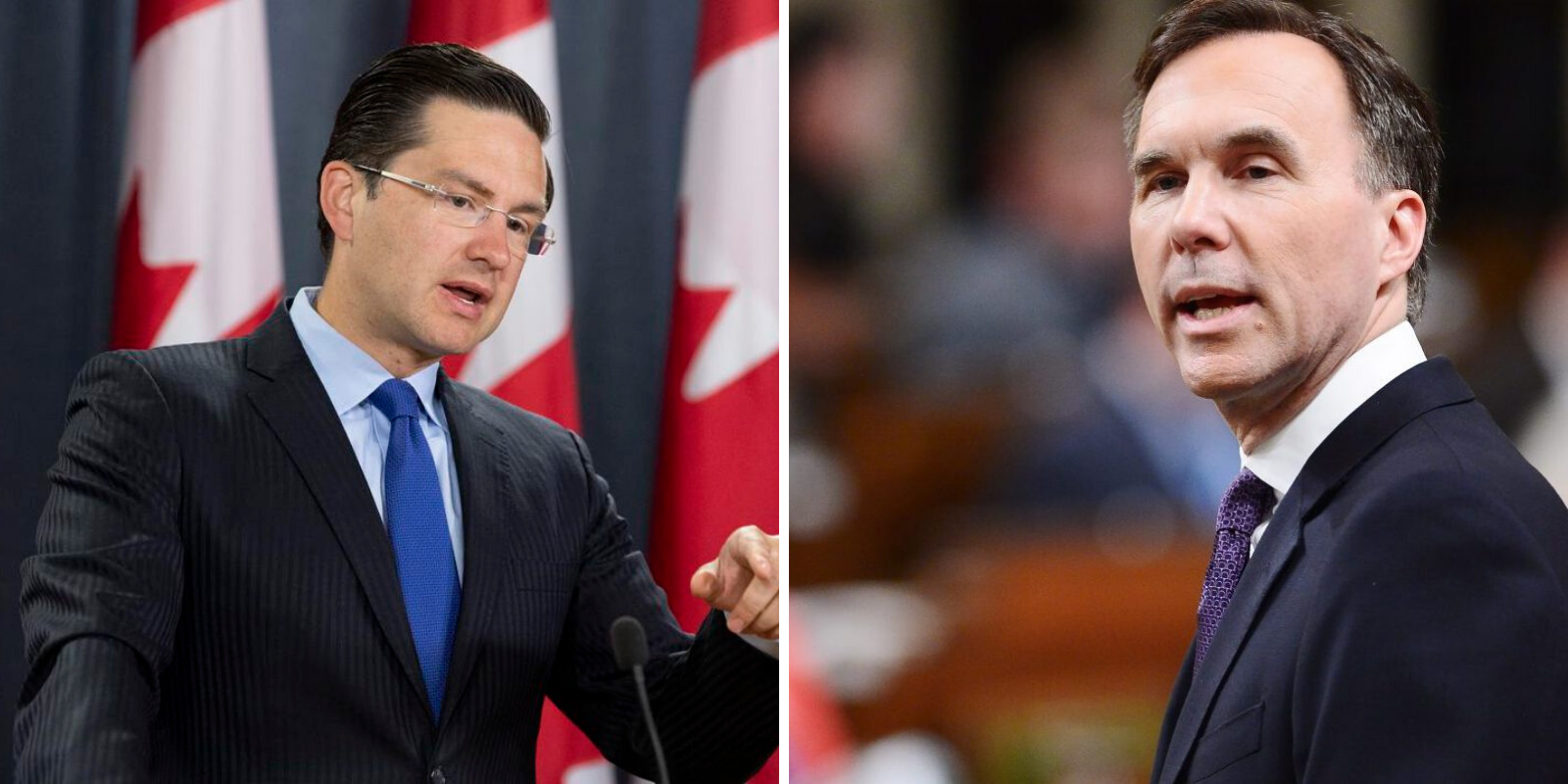 POILIEVRE: The imaginary unicorn 'balance sheet'