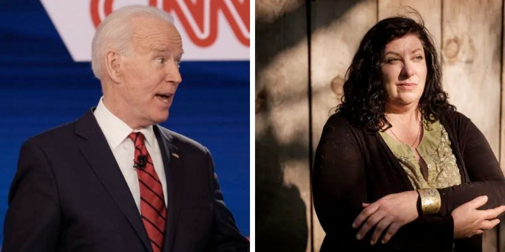 BREAKING: Biden says there's no reason to believe Tara Reade