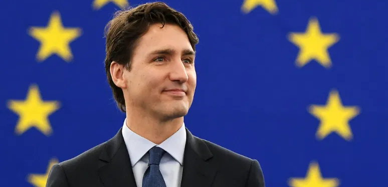 WATCH: Trudeau calls for more globalism, says Canada should take care of the world