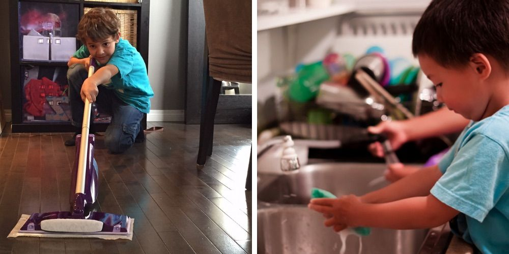 Why to make your kids do chores— and how to get them to do it