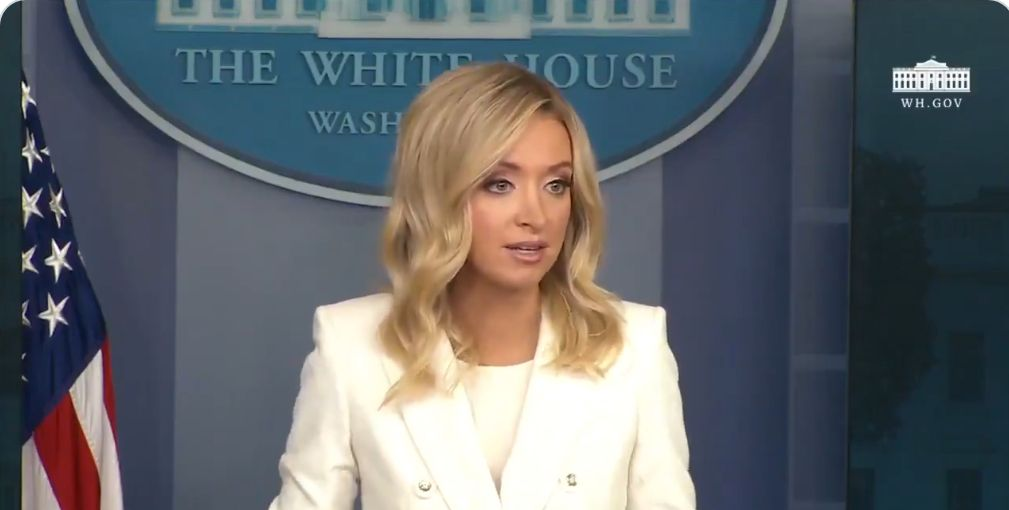 Kayleigh McEnany beats back bullies who call her 'indefensible and grotesque'