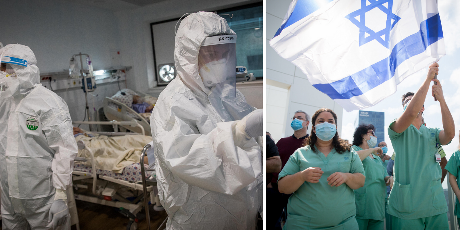 In the fight against coronavirus, Israel has been a model for the world