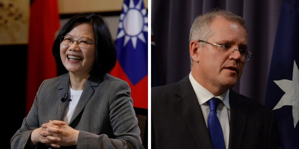 Taiwan ramps up bid to join WHO with boost from Australia