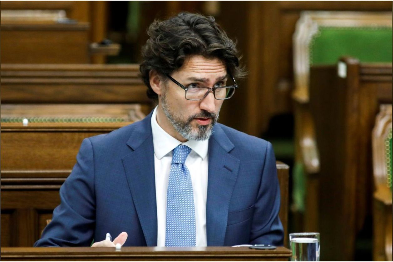 Trudeau said he will encourage the provinces to implement 10 days of paid sick leave per year as Canada deals with the COVID-19 coronavirus pandemic.