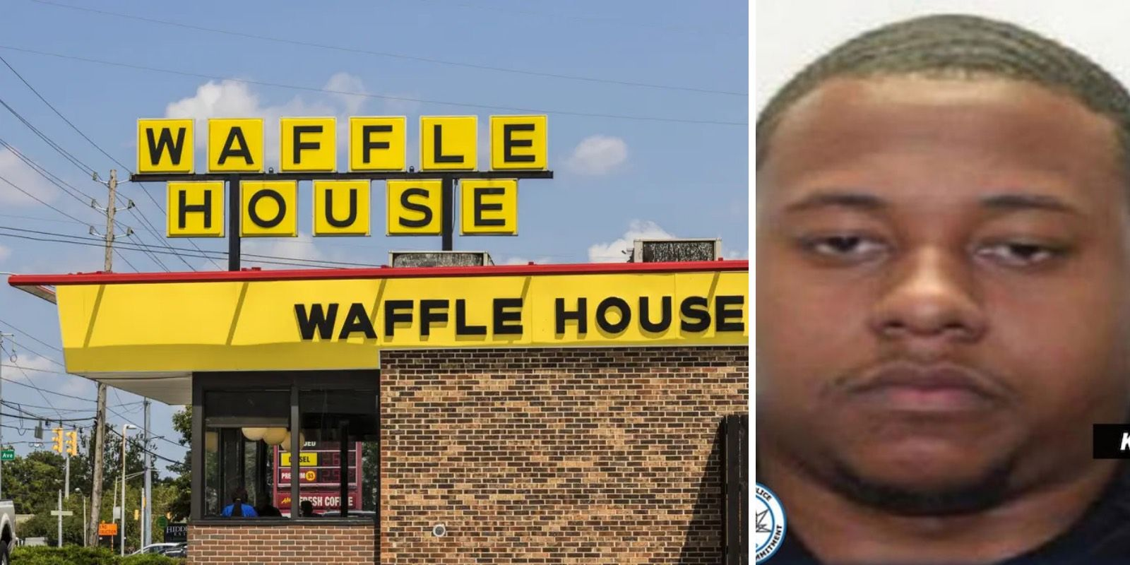 Waffle House shootout over face masks leads to attempted murder charge
