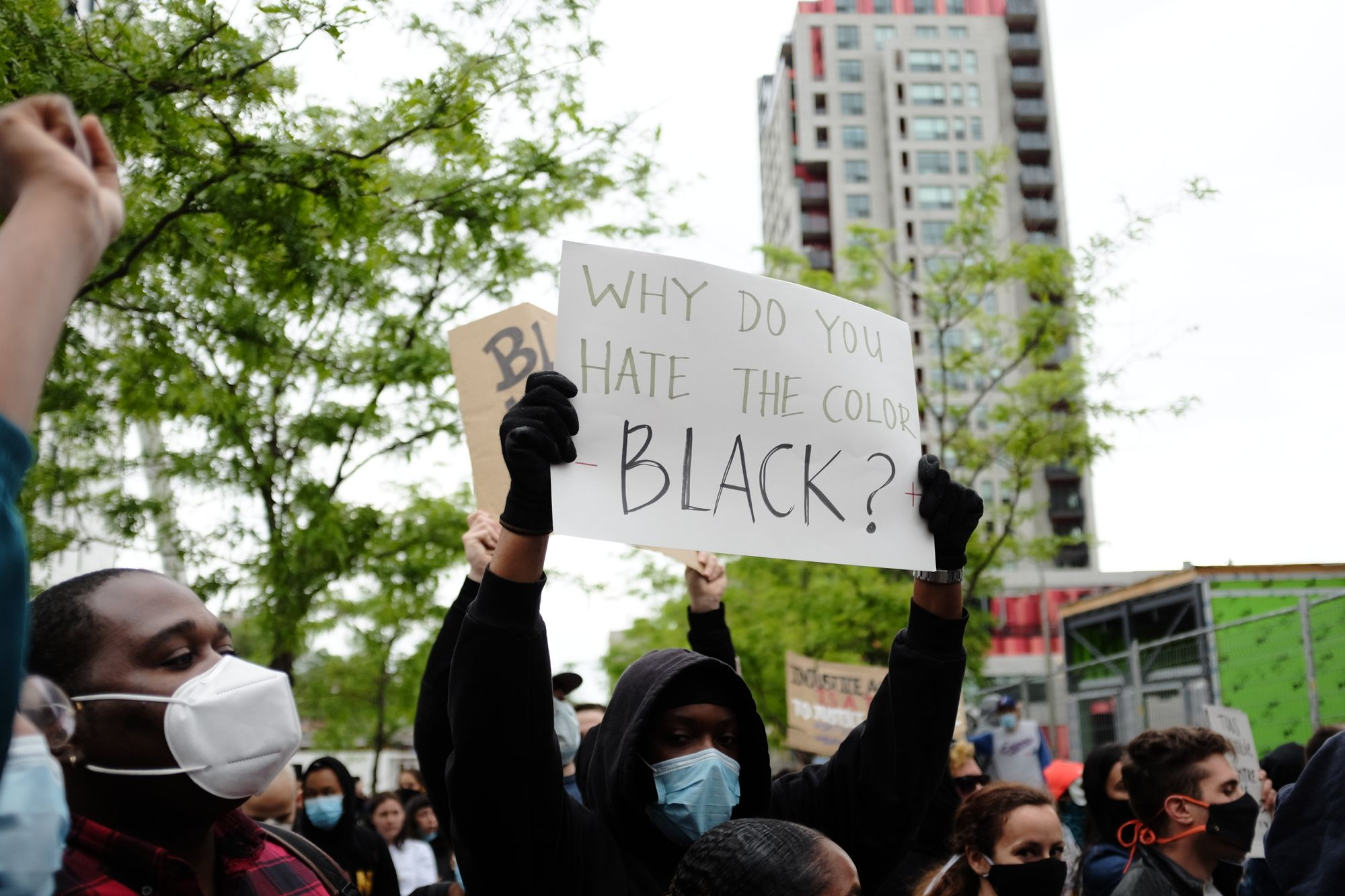 Montreal anti-racism protest soured by violent antifa thugs