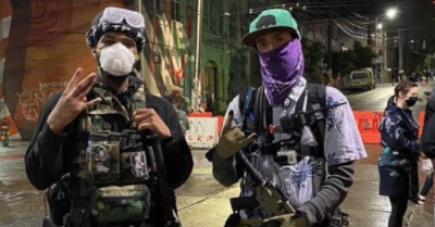 Antifa group starts GoFundMe to replace guns stolen from them in Seattle's occupied zone