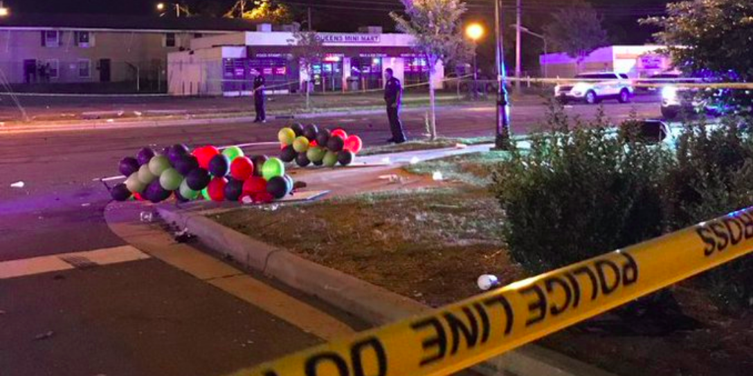 Two dead following shooting at block party in North Carolina