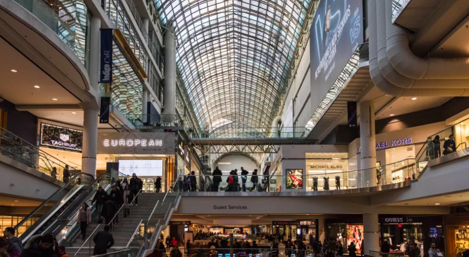 Toronto and GTA shopping malls to be reopened on June 24