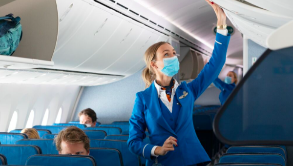 Passenger refused to wear face mask on plane—faces $5,000 fine
