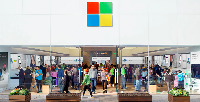 Microsoft announced that it will be closing almost all of the company's physical stores throughout the world.