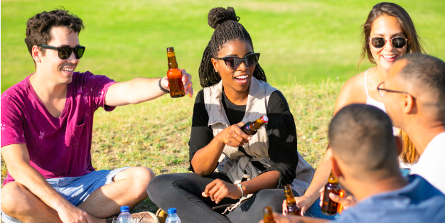 City of Toronto issues reminder that alcohol is not permitted in parks or on beaches