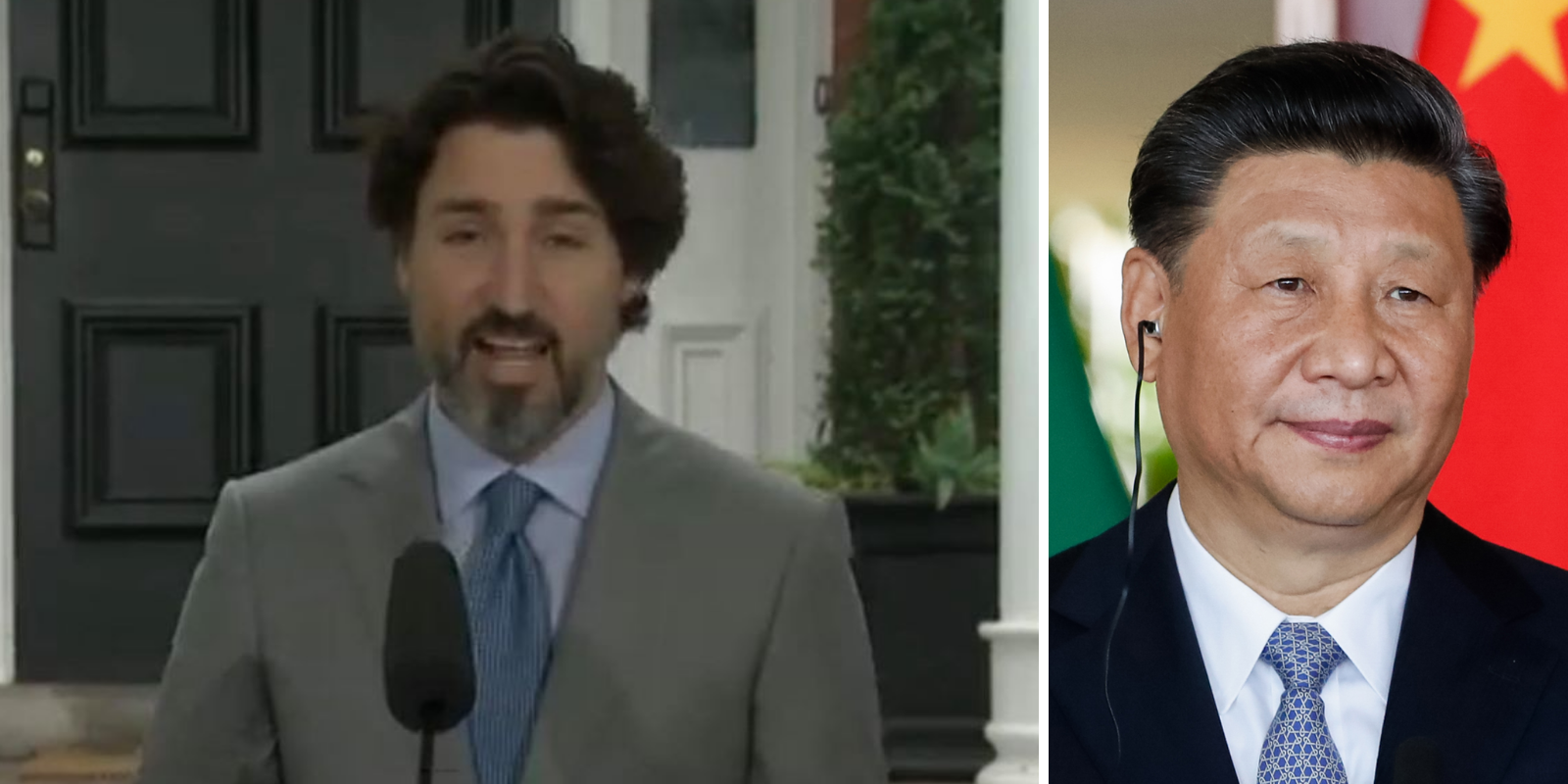BREAKING: Trudeau can't answer whether or not he's afraid of Xi Jinping