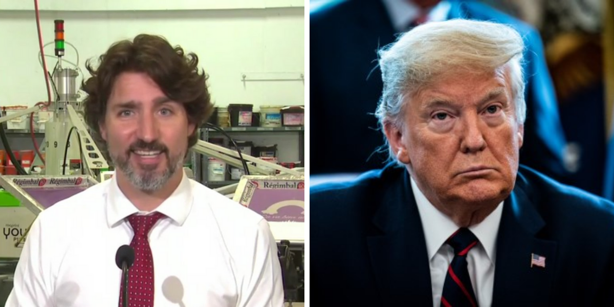 President Donald Trump is reportedly not a fan of Prime Minister Justin Trudeau and even once told his staff to attack Trudeau during television interviews.