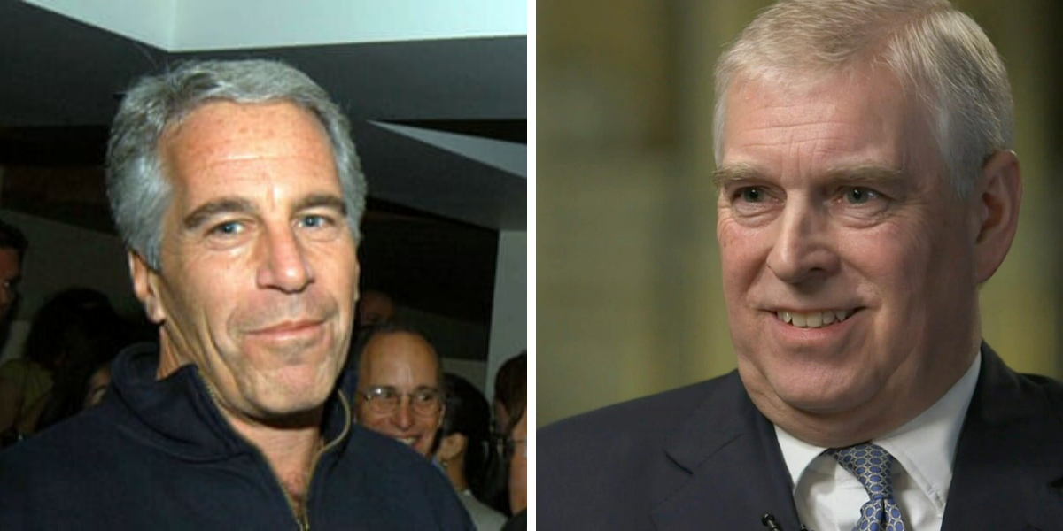 Prince Andrew asked to testify as a witness in Epstein inquiry