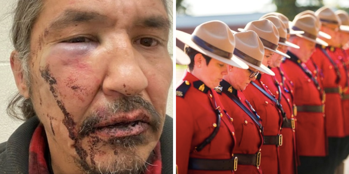 Dashcam footage of First Nation chief arrest raises questions about RCMP police brutality