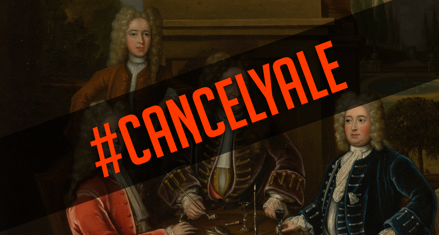 #CancelYale exposed the hypocrisy of the left