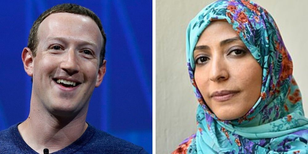 Facebook wanted diversity on its new oversight board—but they picked an Islamist extremist