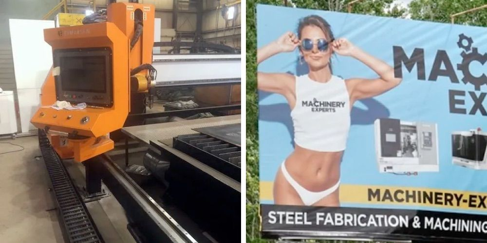 NB machine shop ordered to take down advertisement—accused of misogynistic imagery