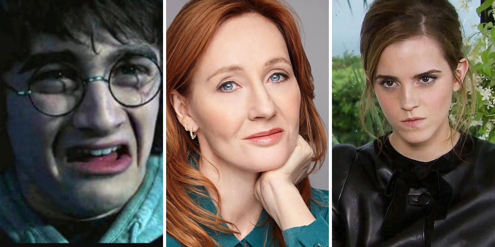 Trans people agree with JK Rowling while 'woke allies' perform their outrage