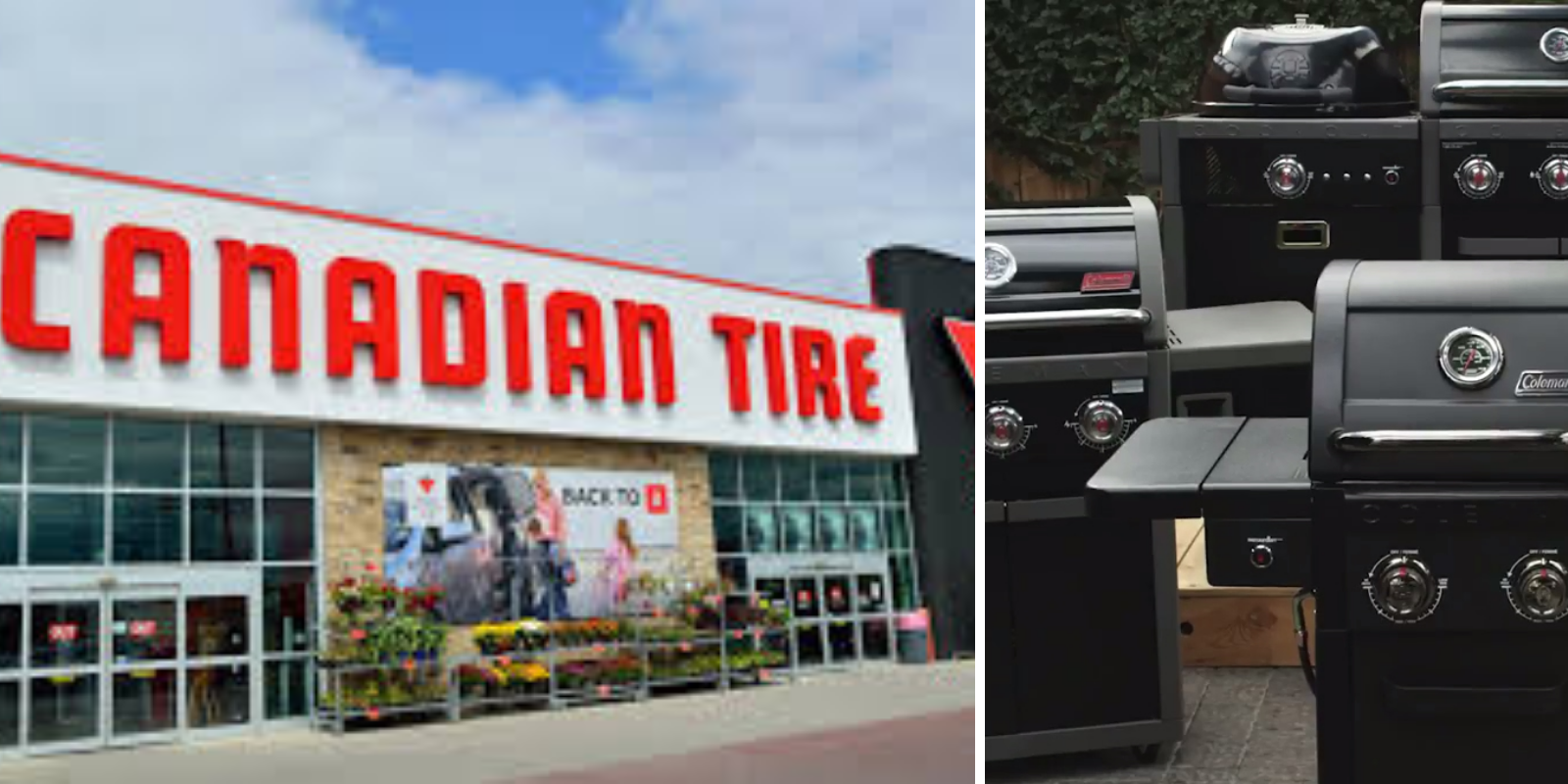 Canadian Tire employee allegedly steals 67 barbecues then sells them back to Canadian Tire