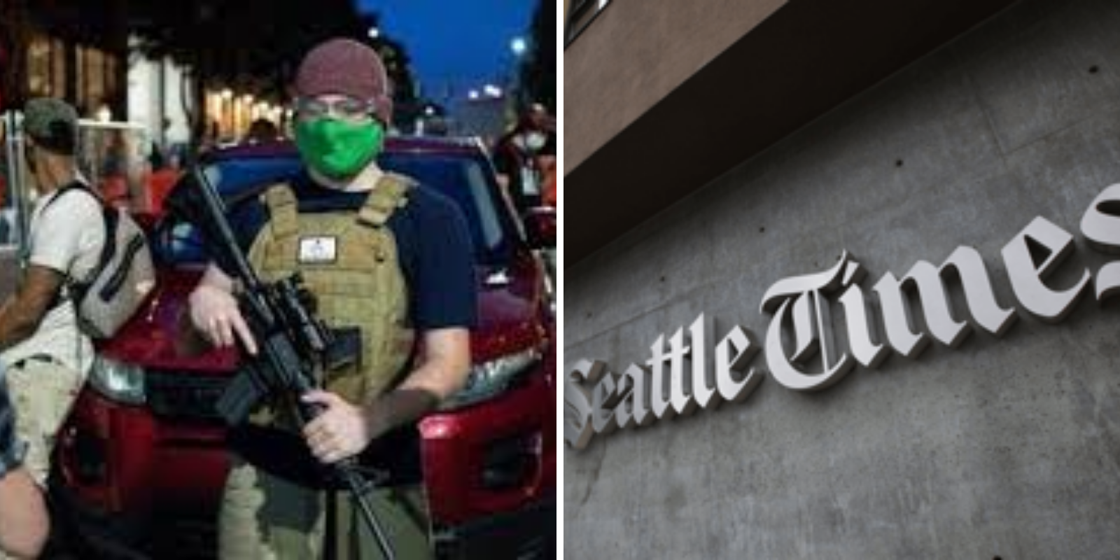 The Seattle Times repeats Antifa talking points about armed occupation of city