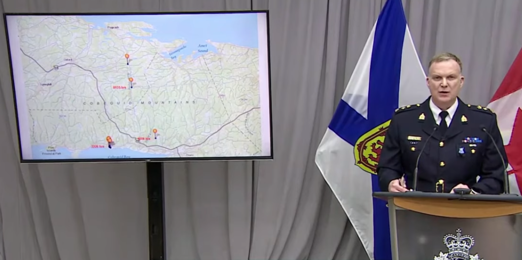 BREAKING: Nova Scotia shooter's guns were all obtained illegally