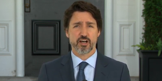 BREAKING: Trudeau says Opposition parties calling him a dictator is 'irresponsible'
